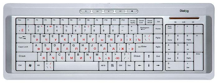 Ноутбук престиже символы на клавиатуре