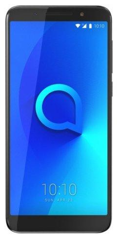 Смартфон Alcatel 3X 5058i Metallic Black