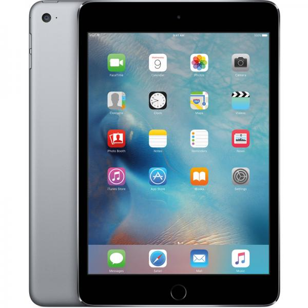 Apple iPad mini 4 128Gb Wi-Fi Space Gray MK9N2RU/A