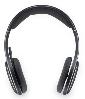 Logitech Wireless Headset H800 (981-000338)